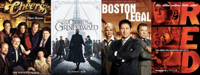 Weekly Update Films 12-8